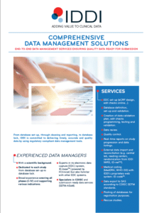 Clinical Data Management Solutions